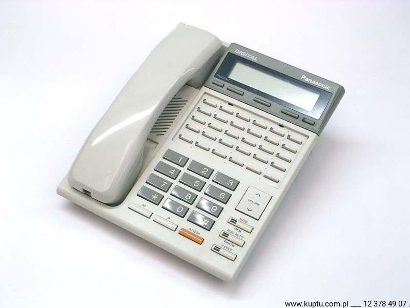 KX-T7230 telefon systemowy Panasonic UŻYWANY