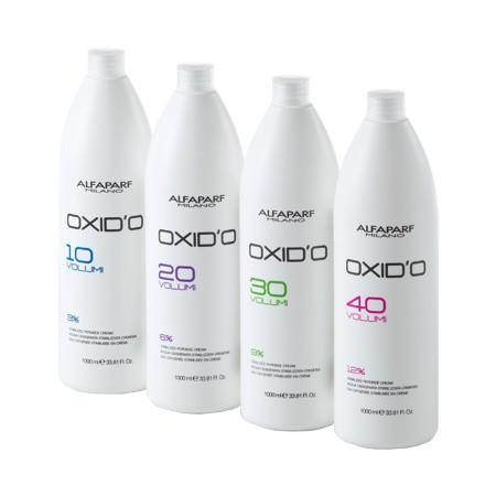 Alfaparf Oxid''o oxydant, emulsja utleniająca 1,5%, 3%, 6%, 9% lub 12% 1000ml