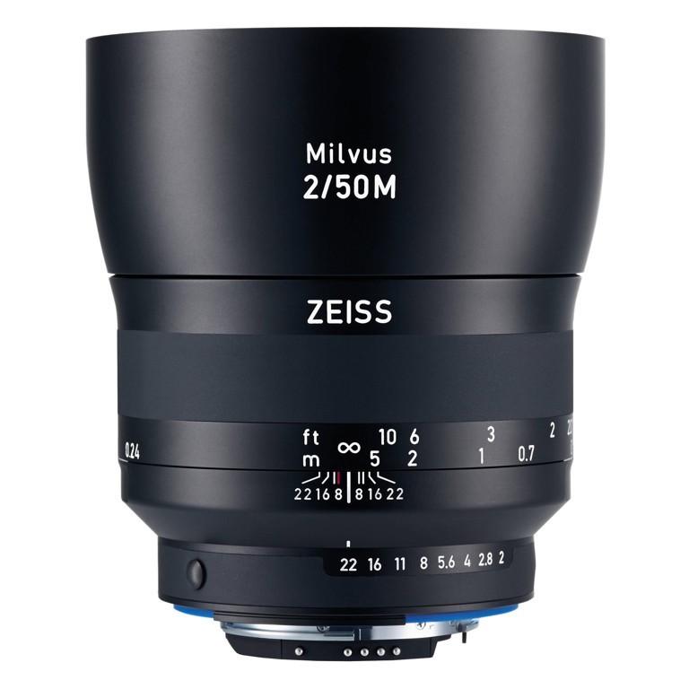 Obiektyw Zeiss Milvus 50mm f/2,0M ZF.2 Nikon