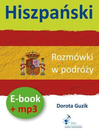 Hiszpański Rozmówki w podróży (PDF + mp3) - Audiobook.