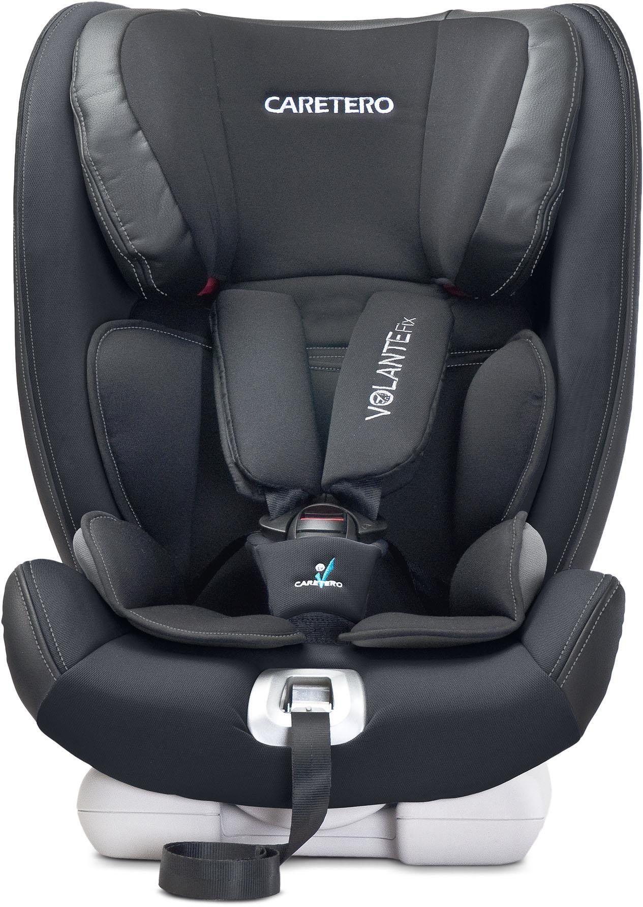 Caretero fotelik samochodowy volante fix 9-36 black