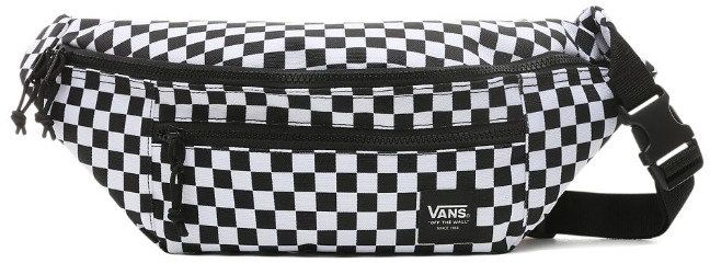 Torba biodrowa biodrówka Vans Ranger Waist Pack- black / white checker - black/white checker