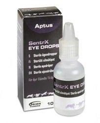 Aptus Sentrx Eye Drops krople do oczu dla kota i psa 10 ml