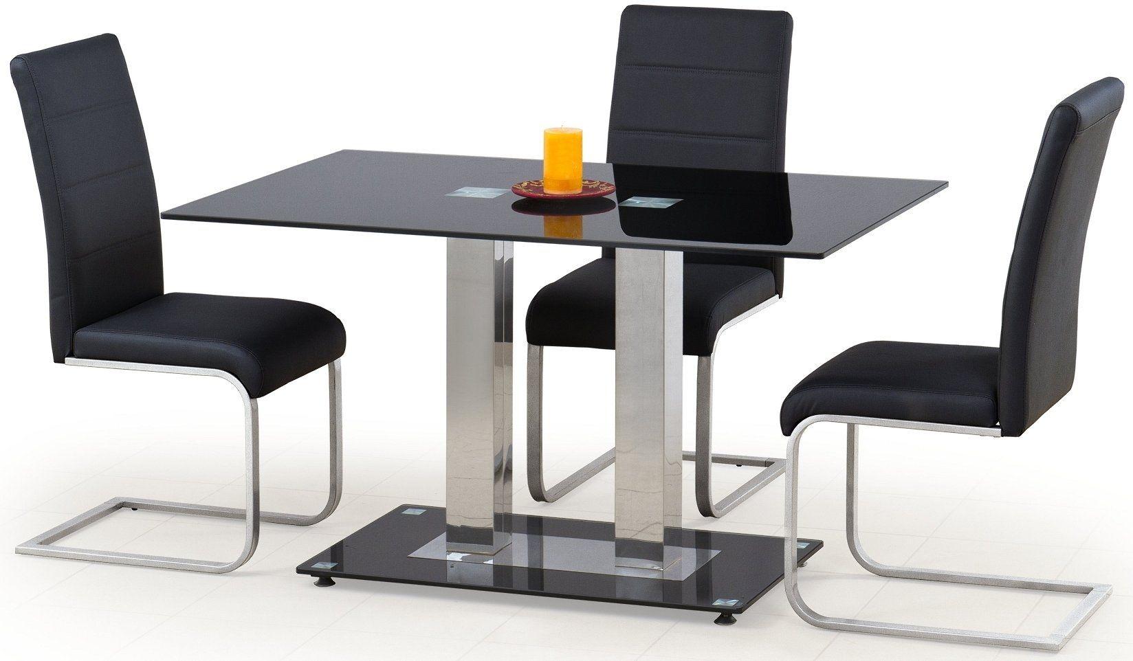 Zestaw: stół Walter 2 i 4 krzesła K85 Halmar