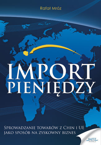 Import pieniędzy - Audiobook.