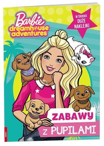 Barbie dha Zabawy z pupilami STX-1201 - Opracowania Zbiorowe