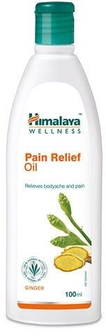 Olejek do Masażu Przeciwbólowy Pain Relief Oil Himalaya, 100ml