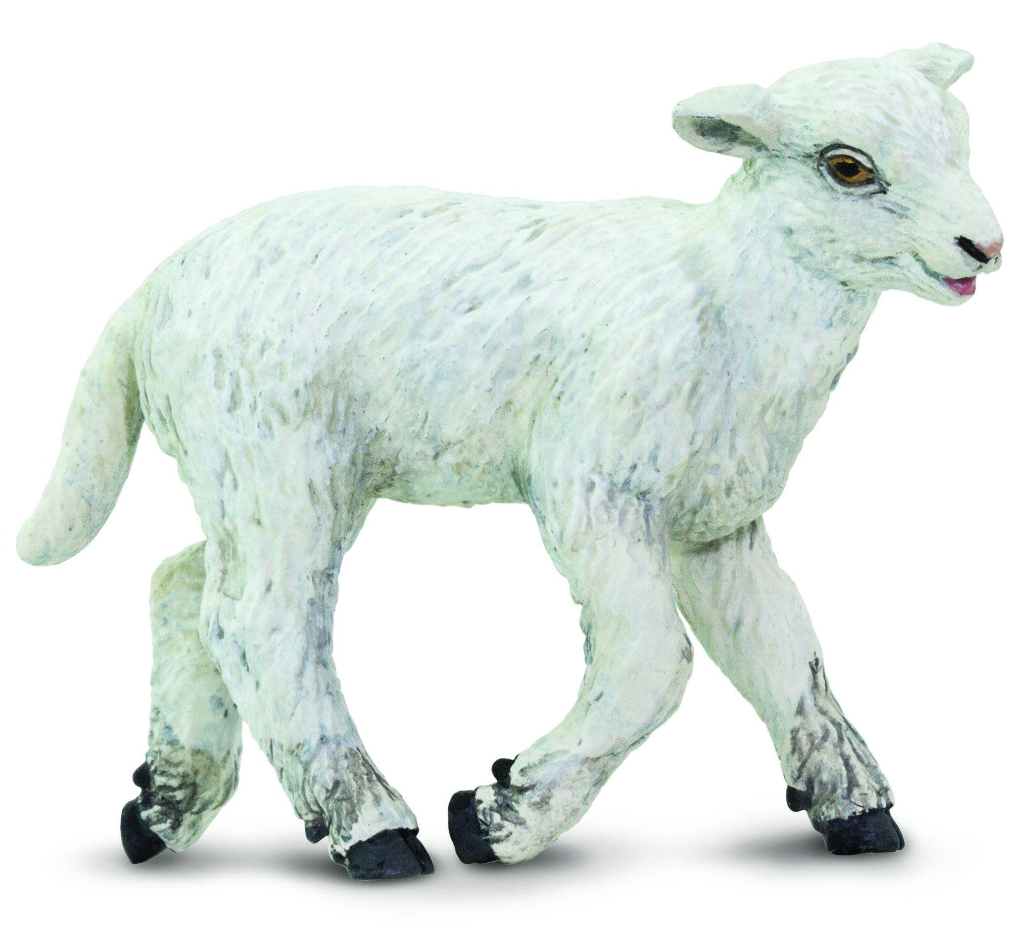 Safari 100137 Farm Lamb Miniatura