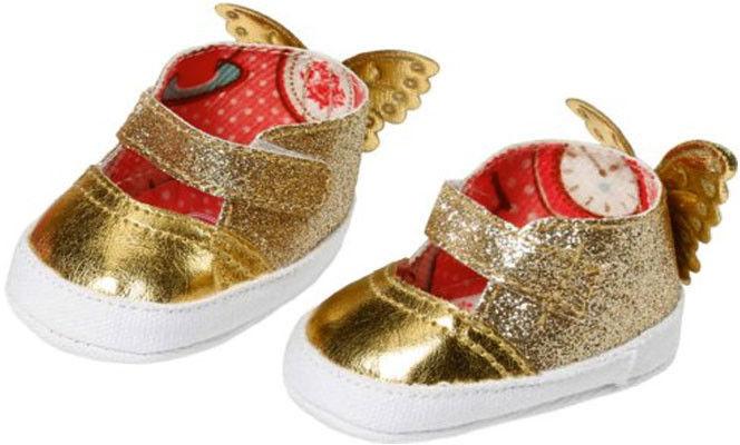 Baby Annabell - Złote buty 700853