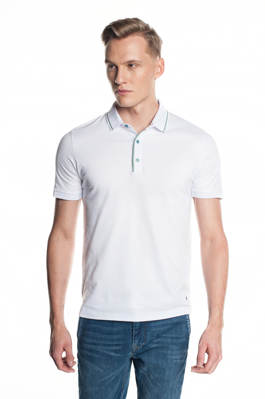 koszulka polo parilly biały