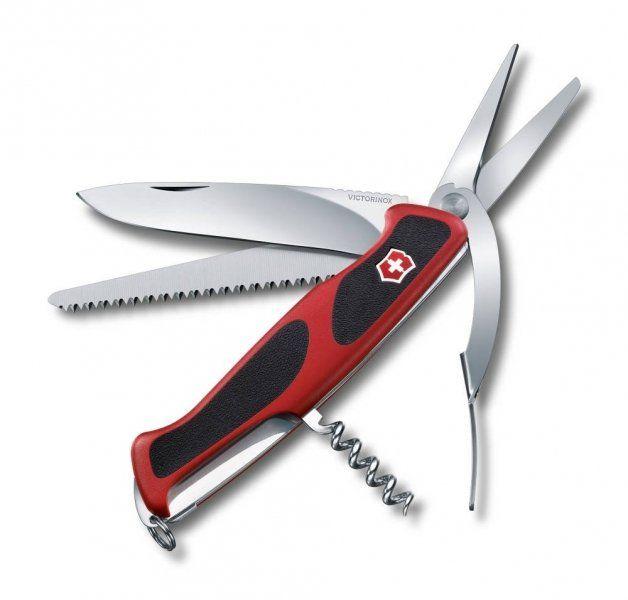 Scyzoryk Victorinox RangerGrip 71 Gardener 0.9713.C GRAWER GRATIS !
