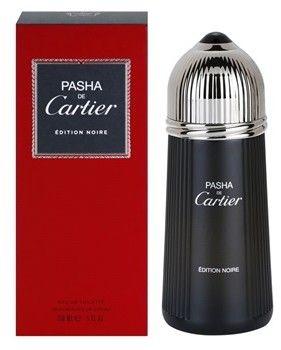 Cartier Pasha de Cartier Edition Noire woda toaletowa dla mężczyzn 150 ml