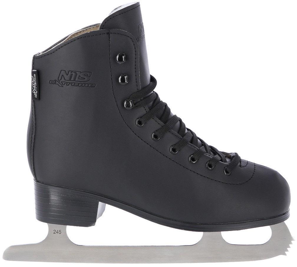 Łyżwy figurowe Nils Extreme NF8565S czarne Rozmiar buta: 36