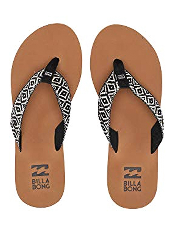 Billabong BAJA BLACK/CREAM japonki