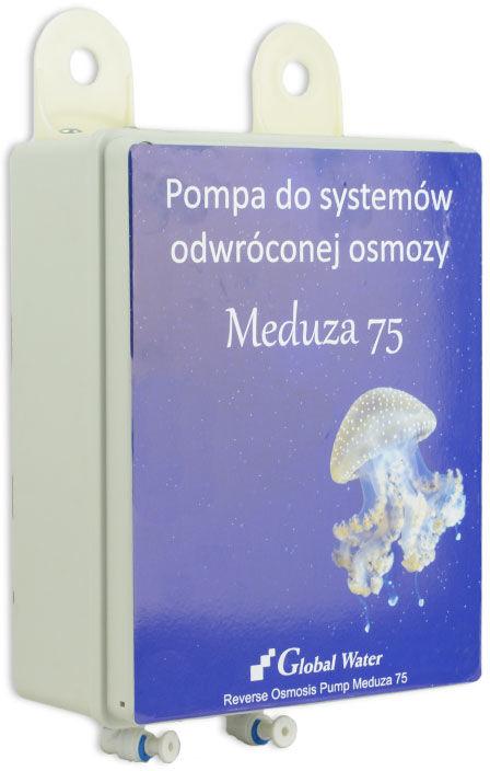 Meduza - pompa w obudowie do osmozy 50-75 gpd