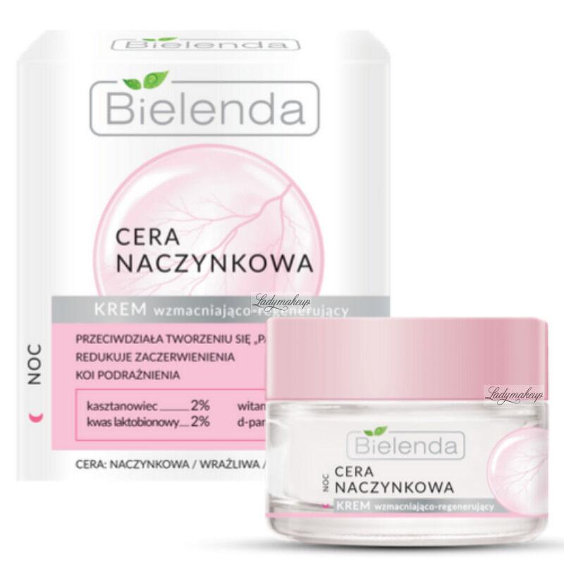 Bielenda - Couperose Skin - Anti-Redness Cream - Cera Naczynkowa - Krem redukujący zaczerwienienia - Dzień - 50 ml