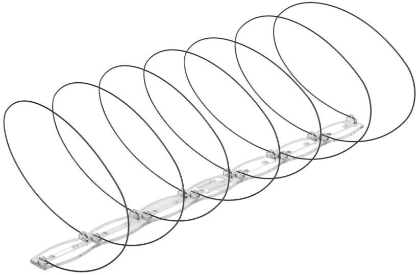 Spirale przeciw ptakom Model E 1metr.