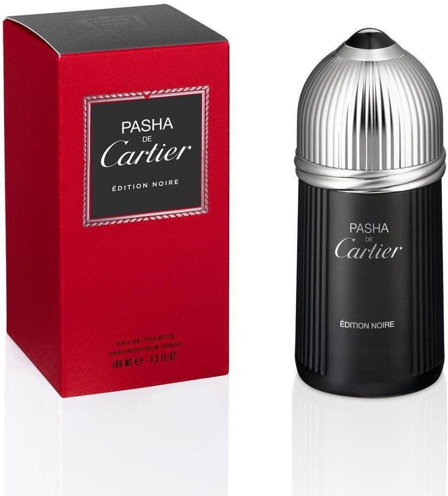 Cartier Pasha de Cartier Edition Noire woda toaletowa dla mężczyzn 50 ml