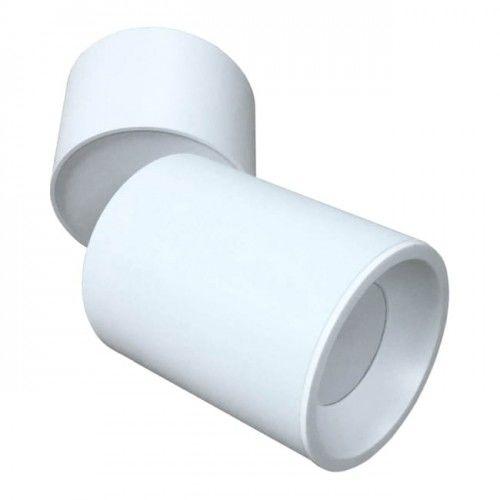 Kinkiet lampa pojedyncza GU10 ASTRA ruchoma biała