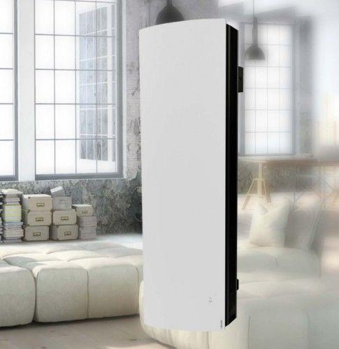 Grzejnik, radiator, Nowoczesny design z światłem, 1000 W WiFi