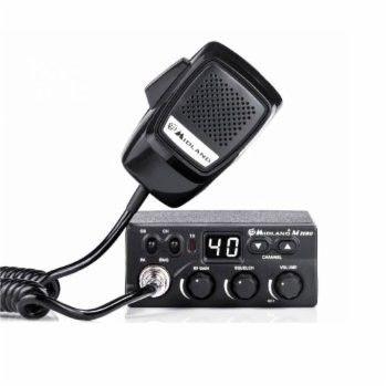 MIDLAND M-ZERO PLUS MULTI Radiotelefon CB AM/FM WYSYŁKA UBEZPIECZONA OD 10,50 PLN