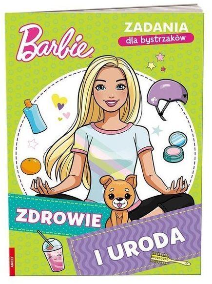 Barbie Zdrowie i uroda NAT-1102 - Opracowania Zbiorowe
