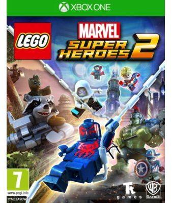 Gra Xbox One LEGO Marvel Super Heroes 2