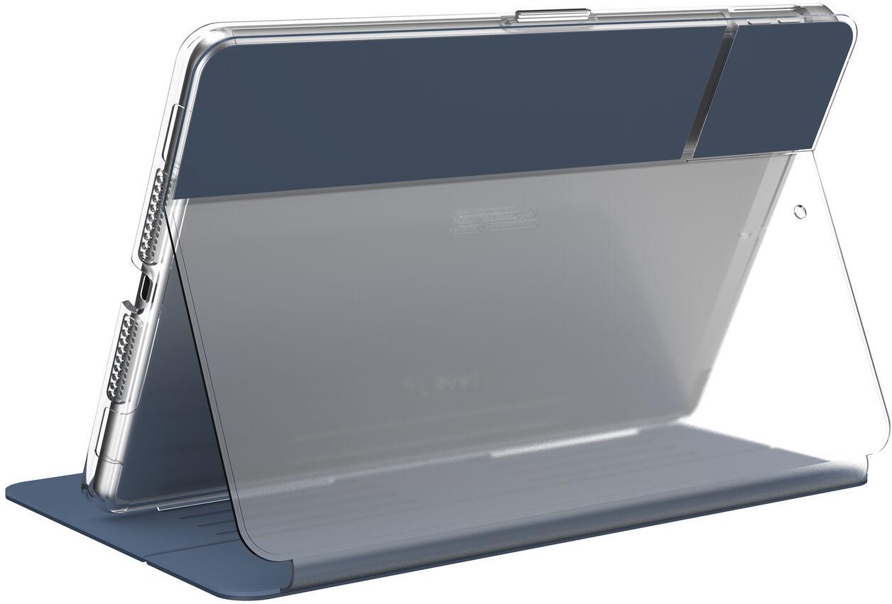 "Speck Balance Folio Clear Etui Obudowa do iPad 10.2"" (2019) (Marine Blue/Clear)"