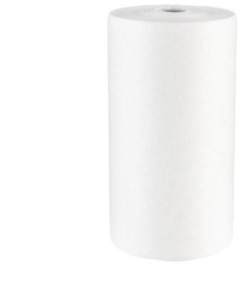 Czyściwo bawełniane białe, rolka w dyspenserze,45m