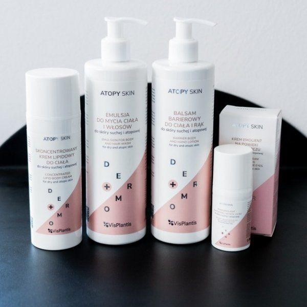 Zestaw Atopy Skin do Skóry Suchej i Atopowej
