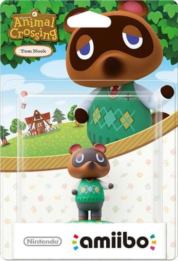 Amiibo Animal Crossing Toom Nook