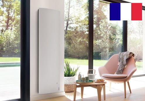 Grzejnik, radiator, Nowoczesny design z światłem, 1500 W WiFi