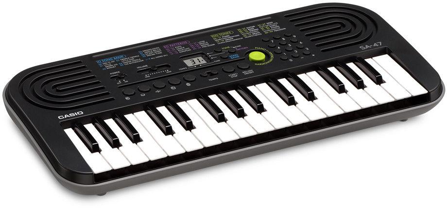 Casio SA-47 - keyboard - Raty 30x0%!