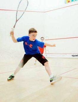 Indywidualny trening squasha dla dzieci  Wrocław