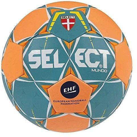 Piłka ręczna Select Mundo EHF zielona r. 0