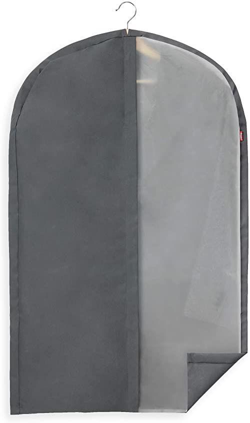 Rayen pokrowiec na ubrania S, ciemnoszary, 60 x 100 cm