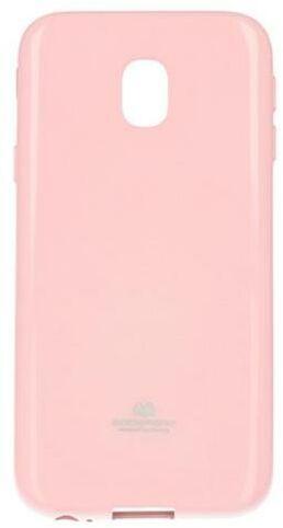 Mercury Jelly Case Samsung Galaxy J3 2017 (jasnorózowy)
