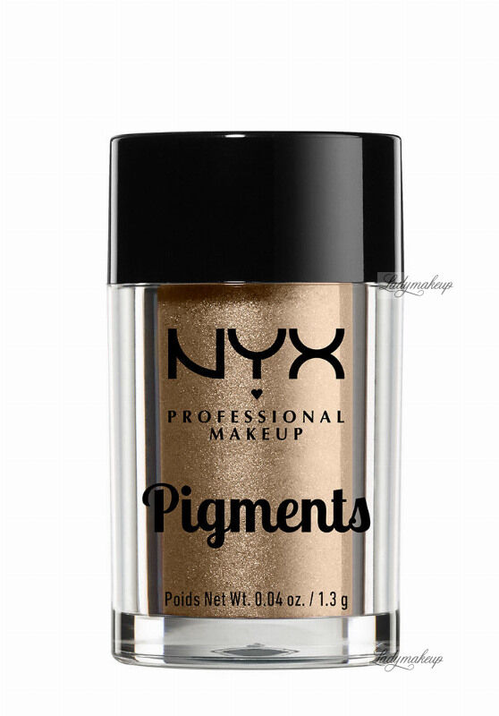 NYX Professional Makeup - Pigments - Sypki pigment do powiek - 13 - OLD HOLLYWOOD