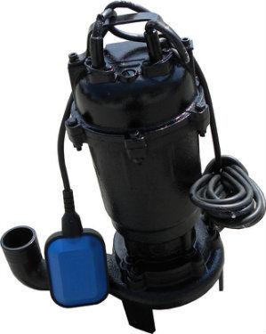 Pompa do wody brudnej / szamba z nożem tnącym i pływakiem (G81423)