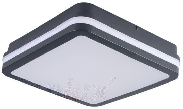 Plafoniera LED BENO 18W NW-L-GR 1550lm 4000K IP44 32943