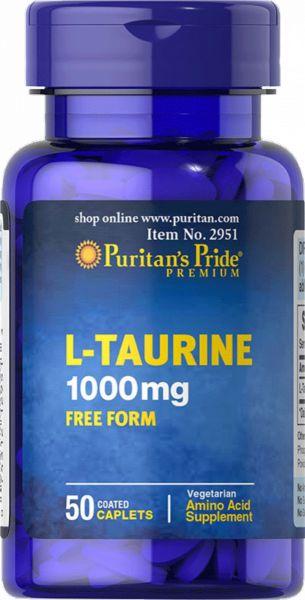 L-Tyrozyna 500 mg, Puritan''s Pride, 100 kapsułek