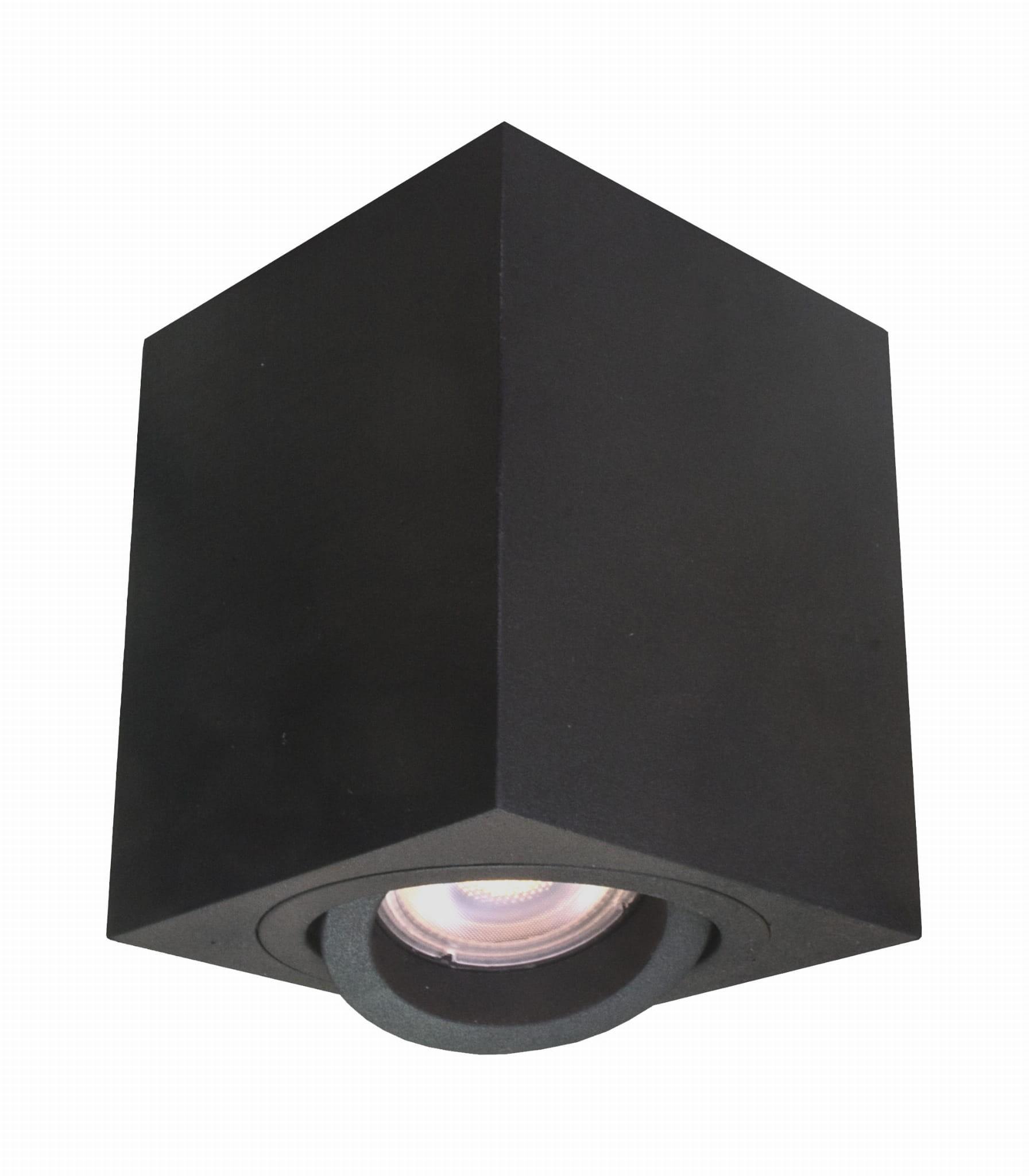 Downlight Lyon 1 natynkowy czarny LP-5881/1SM BK - Light Prestige Do -17% rabatu w koszyku i darmowa dostawa od 299zł !