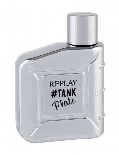 Replay #Tank Plate Woda toaletowa 100 ml
