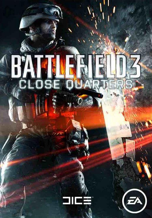 Battlefield 3: Close Quarters (PC) klucz Origin