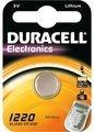Bateria guzikowa litowa mini Duracell CR1220