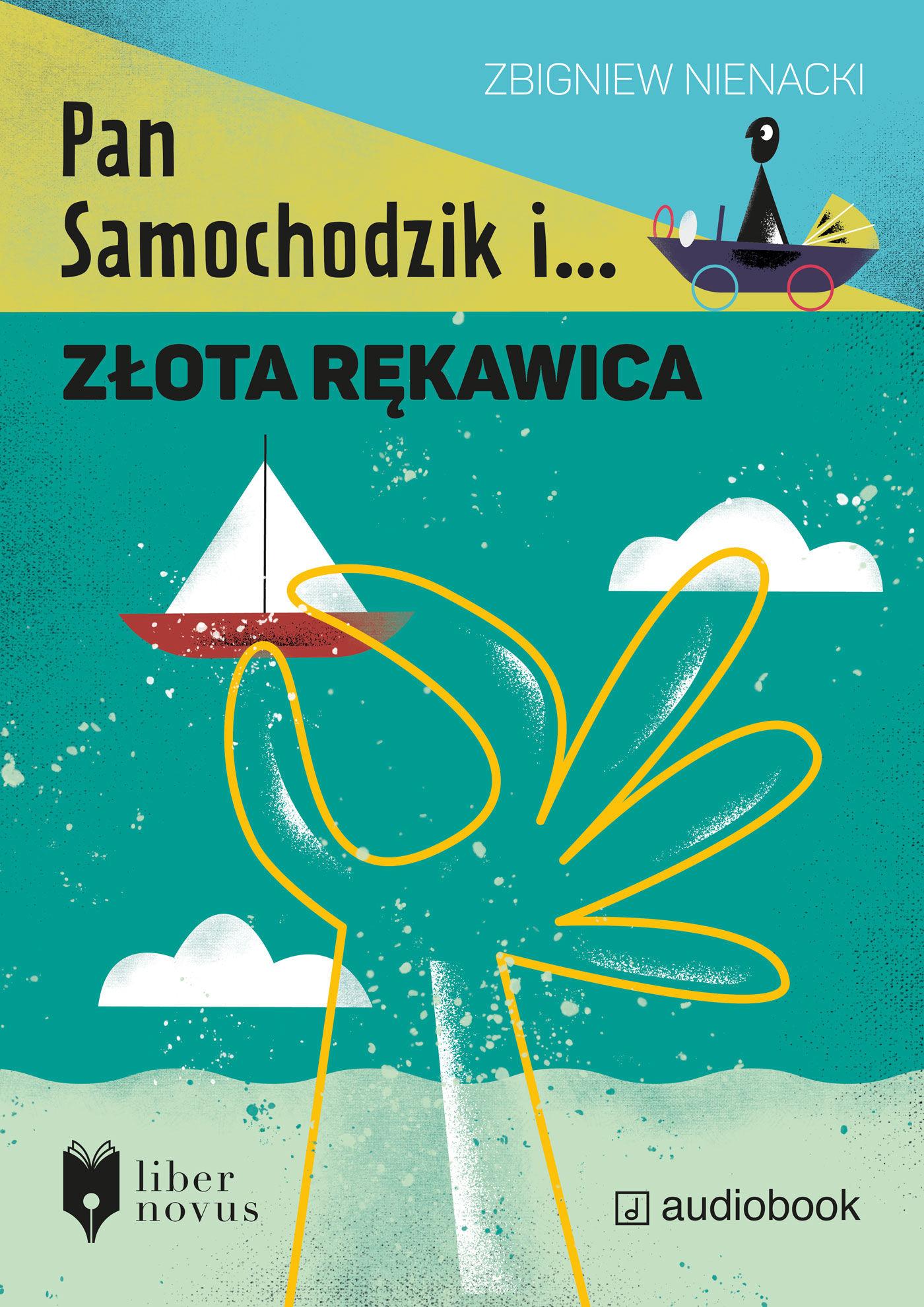 Pan Samochodzik i złota rękawica - Zbigniew Nienacki - audiobook
