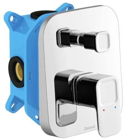 Ravak bateria podtynkowa z przełącznikiem do R-Box 10  ( 10 stopni) X070070 TD 065.00