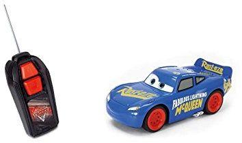 Majorette 213081002 samochody 3FR Flash McQueen zdalnie sterowany samochód skala 1:32