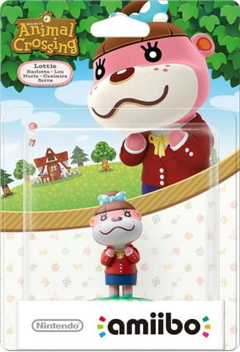 Amiibo Animal Crossing Lottie
