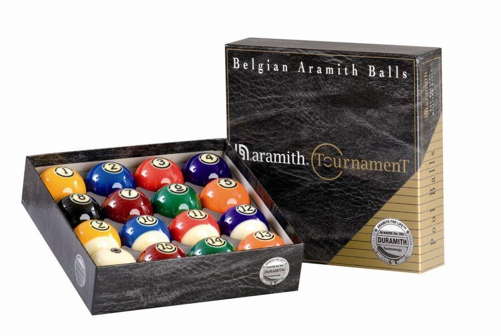 Bile pool Aramith Tournament Duramith 57,2mm